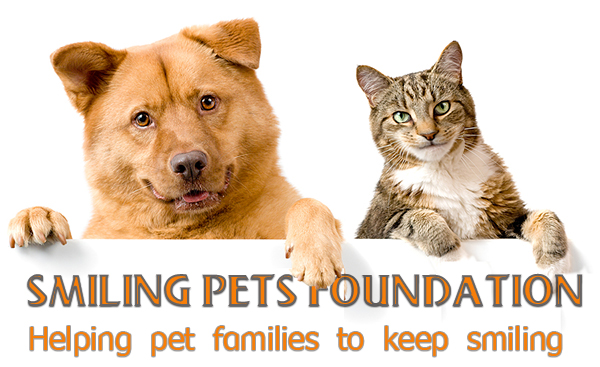 Smiling  Pets Foundation, Helping Pet Familes